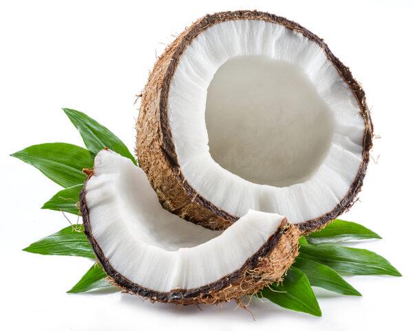 private label skin care coconut