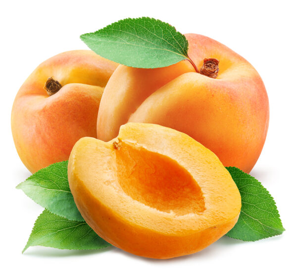 apricots with leaves private label skin care